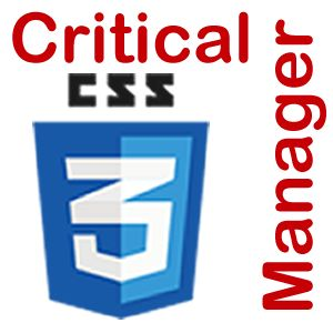 Critical Path CSS Manager